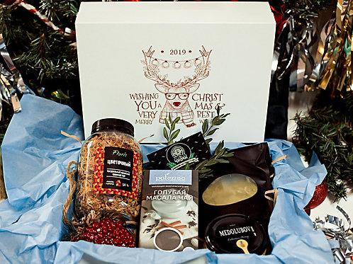 Подарочная упаковка на Новый Год