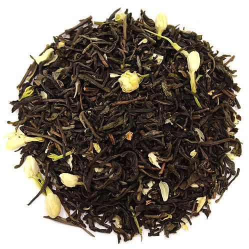 Чай зеленый с жасмином - ЧайныйЧеловек.рф