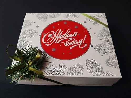 Подарочный чай на новый год - ЧайныйЧеловек.рф