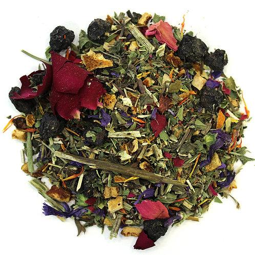 """Травяной чай """"Луговые травы""""- ЧайныйЧеловек.рф"""