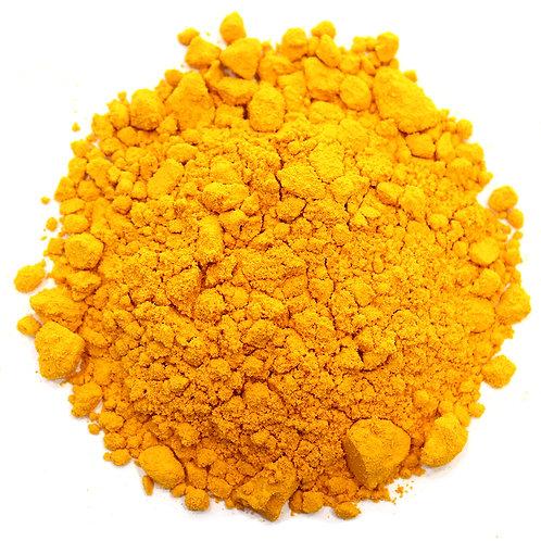 """Пищевой краситель""""Куркумин желтый""""купить с доставкой- ЧайныйЧеловек.рф"""