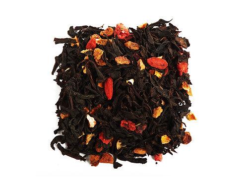 """Фруктовый чай """"Апельсин и Годжи""""- Чайныйчеловек.рф"""