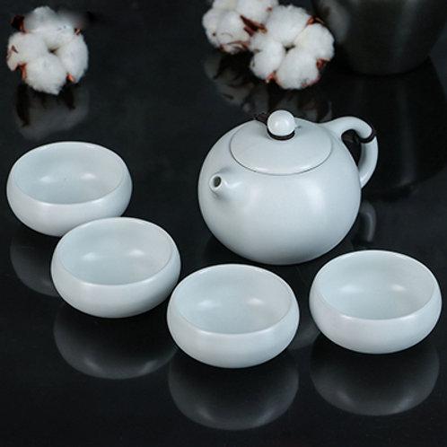 Чайник и пиалы (чайный сервиз) купить с доставкой- ЧайныйЧеловек.рф