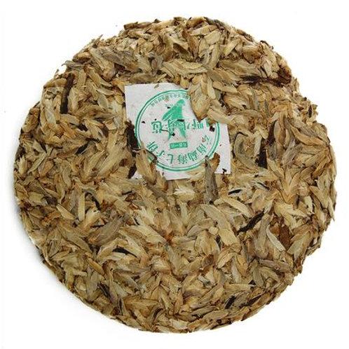 Чай пуэр Белый пуэр, Шен, блин 357 гр, купить в магазине ЧайныйЧеловек.рф