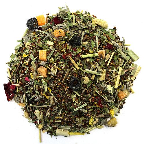 """Травяной чай""""Фитнес""""купить с доставкой- ЧайныйЧеловек.рф"""