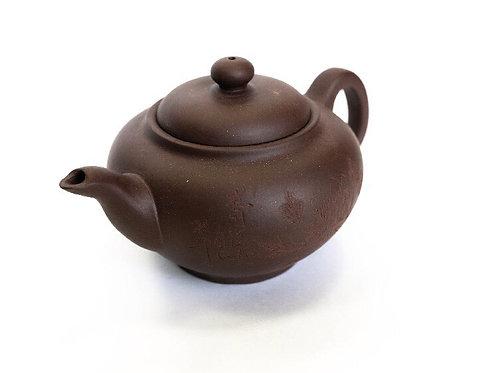 Чайник из иссинской глины - купить в магазине ЧайныйЧеловек.рф