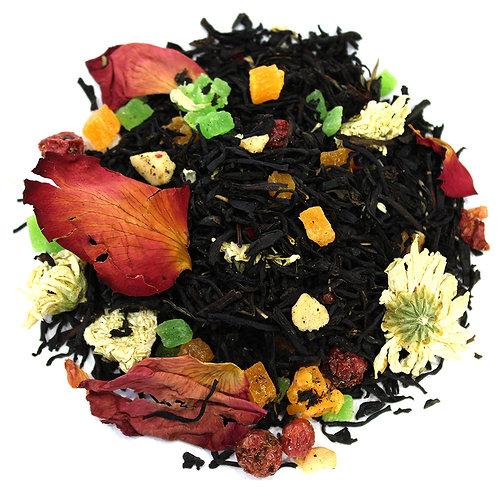 Черный чай с добавками купить с доставкой - ЧайныйЧеловек.рф