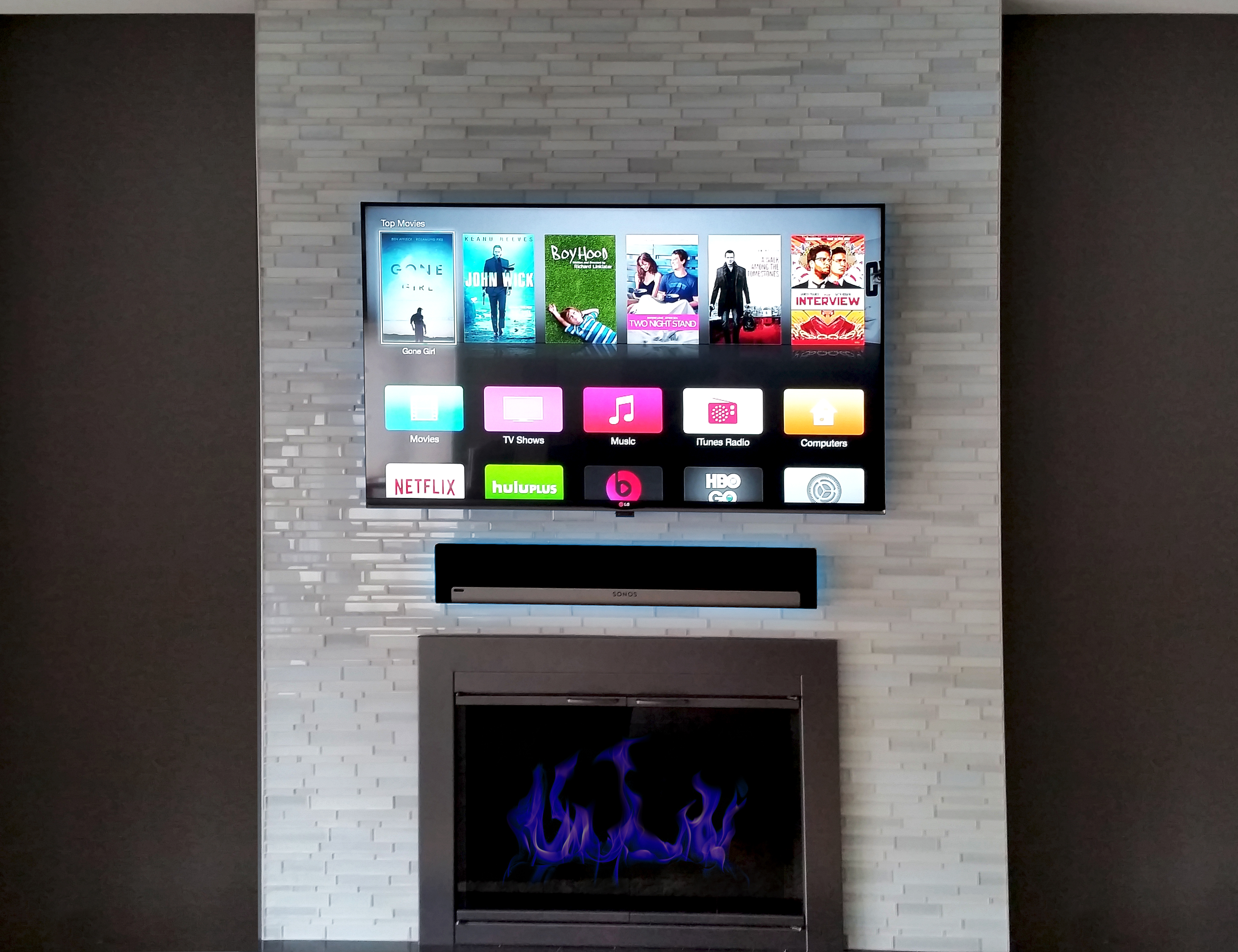 Home Automation Home Theater Or Home Network Installers