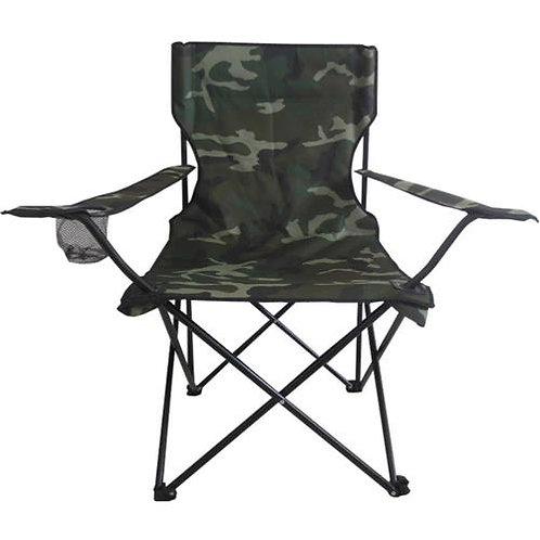 Cadeira Dobrável Camuflada- Aurora