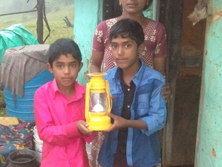 Smokeless Stove Project Sheds Light on a Tough Problem for Children