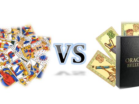 Tarot ou Oracle, quelle est la différence ?