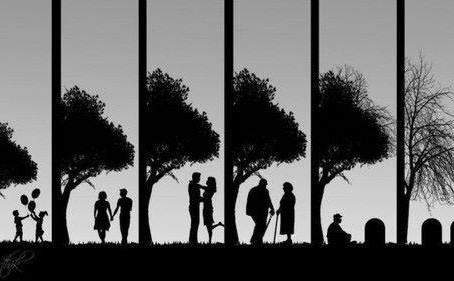 Réflexion sur la vie et la mort