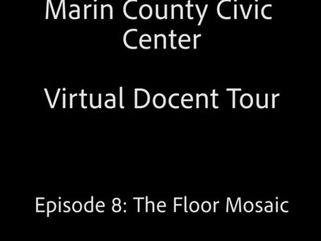 Frank Lloyd Wright Virtual Docent Tour - Episode 8: The Floor Mosaic