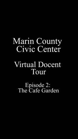 Frank Lloyd Wright Virtual Docent Tour - Episode 2: The Cafe Garden