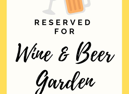 MCA Wine & Beer Garden Thanks