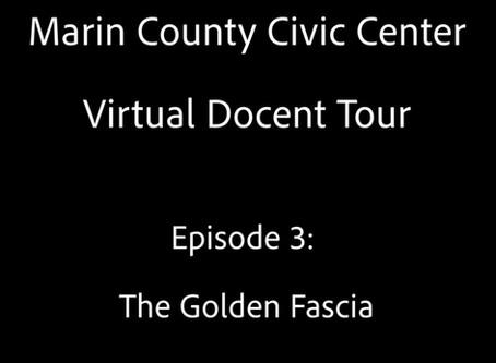 Frank Lloyd Wright Virtual Docent Tour - Episode 3: The Golden Fascia