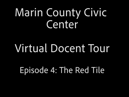 Frank Lloyd Wright Virtual Docent Tour - Episode 4: The Red Tile