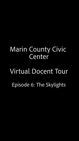 Frank Lloyd Wright Virtual Docent Tour - Episode 6: The Skylights