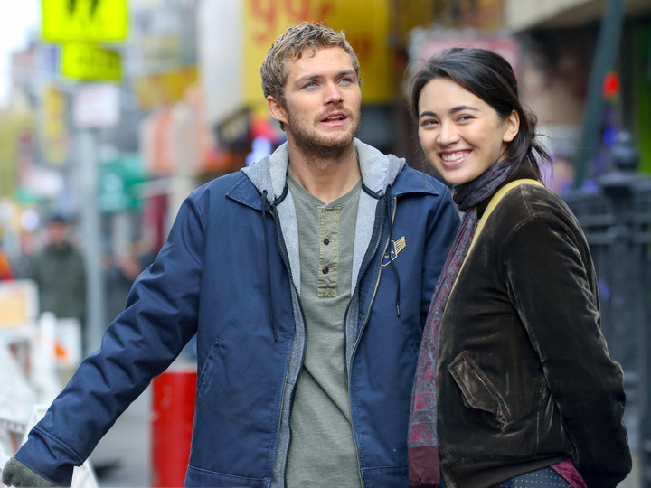 Female co-stars add punch to Season Two of 'Iron Fist'