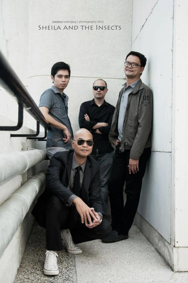 Cebu, Philippines' Sheila and the Insects bring glorious buzz on new CD