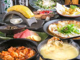 【宴会】チーズタッカルビコースが登場!