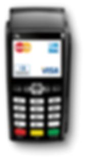 Maquina de Cartao de Credito e Debito Movel