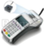 Maquina de Cartao de Credito Fixa via Telefone Fixo
