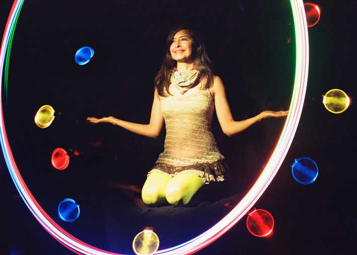 Light Painting with Jen G.