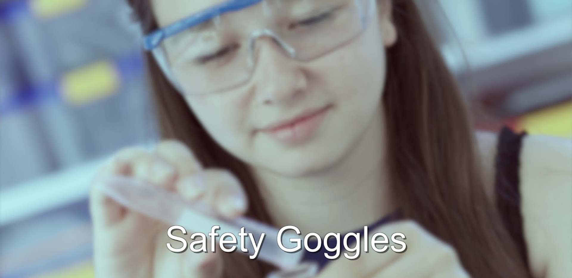Earth Science Lab Safety Video