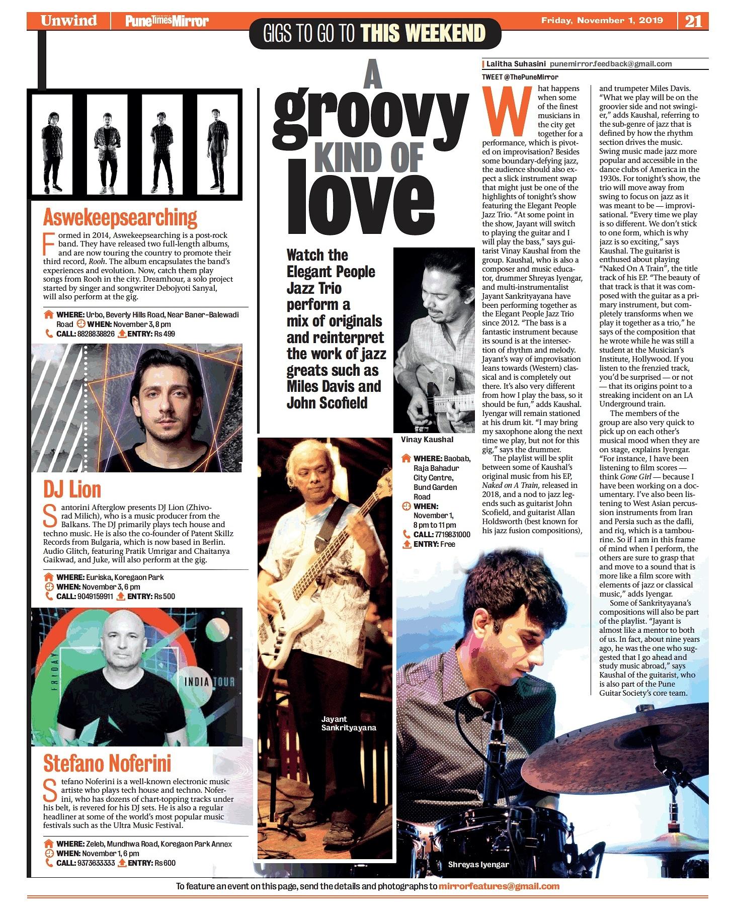 Pune Mirror 4/11/19