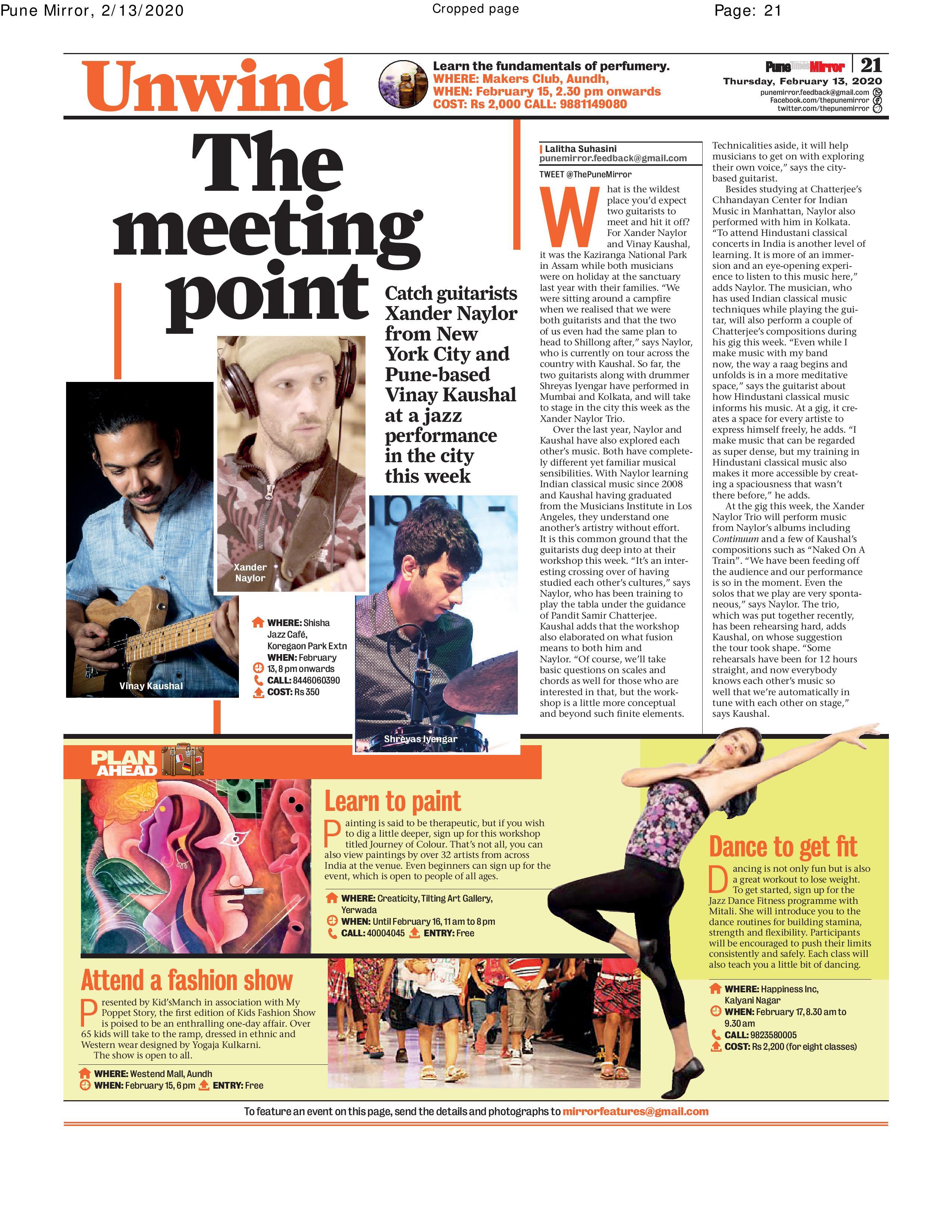 Pune Mirror 13/02/2020