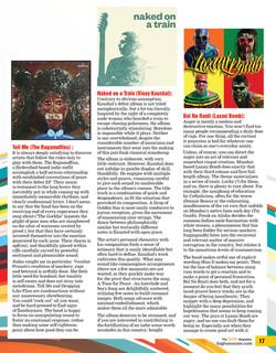 The Score Magazine April 2018