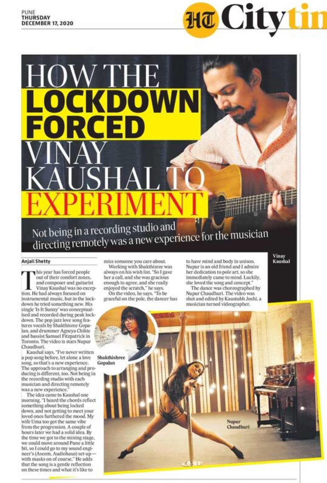 HT Cafe 17th Dec 2020