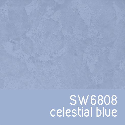 SW6808 Celestial Blue