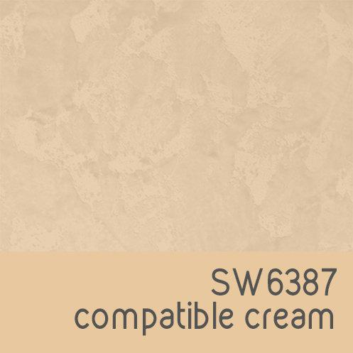 SW6387 Compatible Cream
