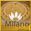 Thumbnail: Milano Gold Metallic (fine)