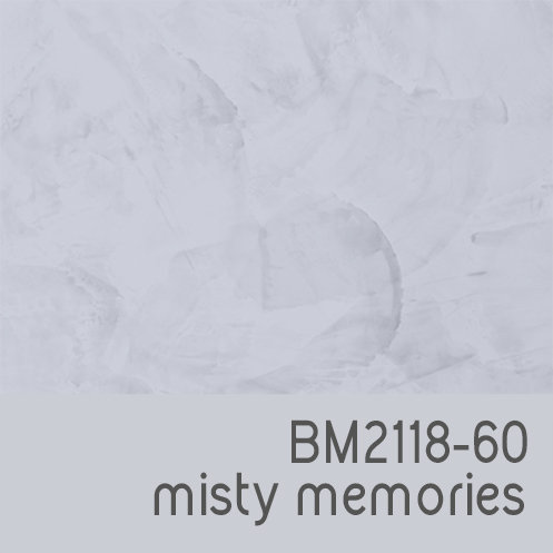 BM2118-60 Misty Memories