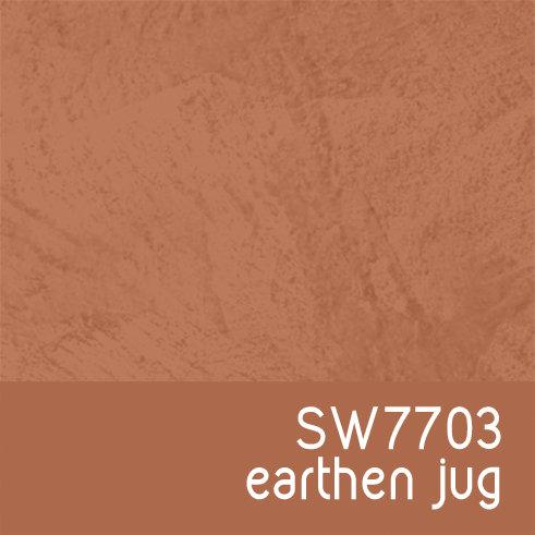 SW7703 Earthen Jug
