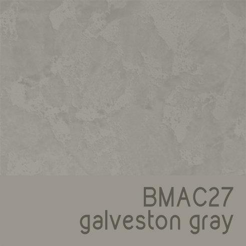 BMAC27 Galveston Gray