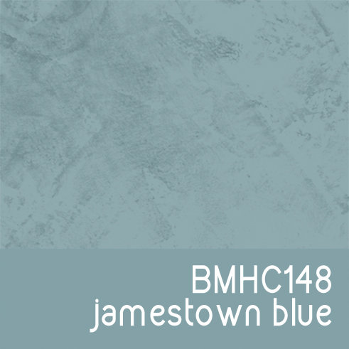 BMHC148 Jamestown Blue