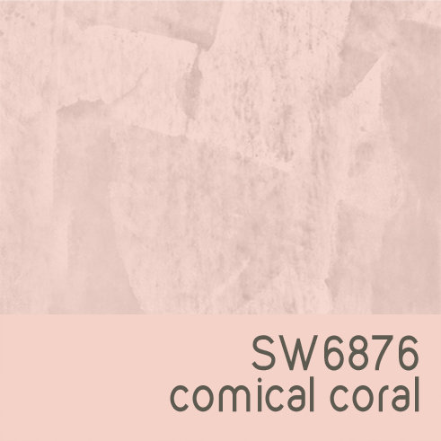 SW6876 Comical Coral