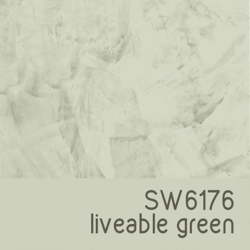 SW6176 Liveable Green