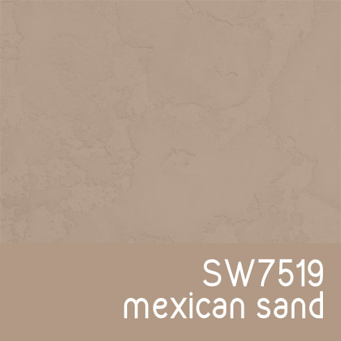 SW7519 Mexican Sand