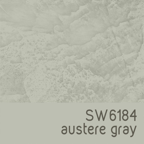 SW6184 Austere Gray