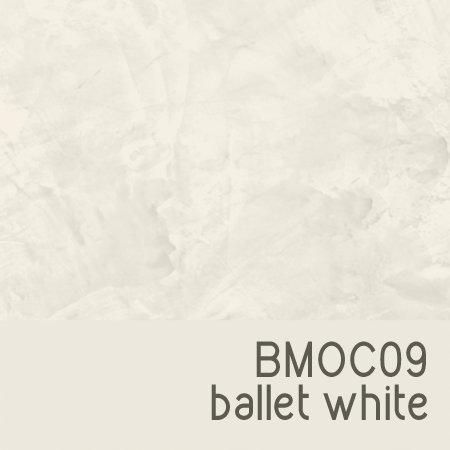 BMOC09 Ballet White