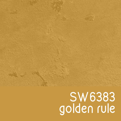 SW6383 Golden Rule