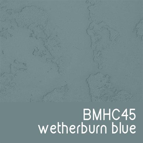 BMHC45 Wetherburn Blue