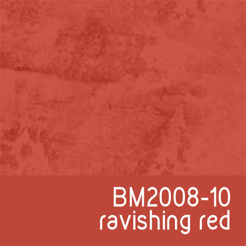 BM2008-10 Ravishing Red