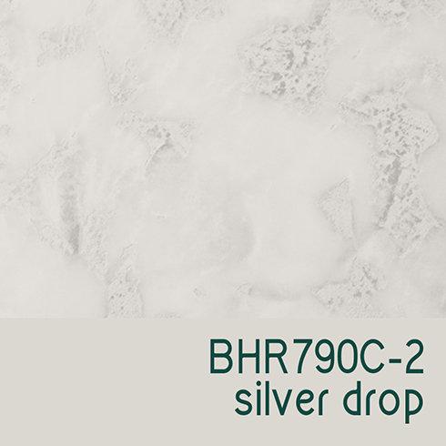 BHR790C-2 Silver Drop