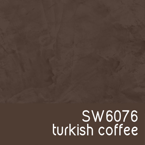 SW6076 Turkish Coffee